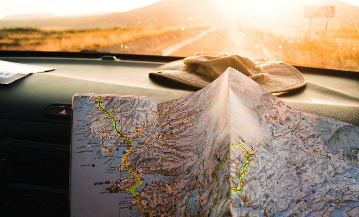 travel-and-personal-growth-map-in-car